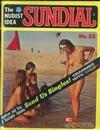 Sundial # 4 magazine back issue