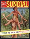 Sundial # 6 magazine back issue