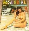 Sundial # 9 magazine back issue cover image