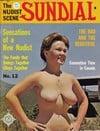 Sundial # 12 magazine back issue cover image