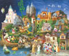 Fairy Tales painted by James Christensen 1500 piece jigsaw puzzle manufactured by suns out