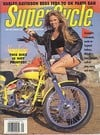 Supercycle August 1995 magazine back issue
