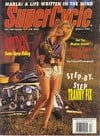 Supercycle December 1995 magazine back issue