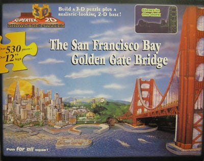 sanfrancisco bay goldengate bridge 3d jigsaw puzzle supertek showcase puzzles over 500pieces for all 3d-puzzle-san-francisco-bay-golden-gate-bridge