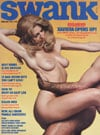 Swank February 1977 magazine back issue