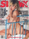 Ginger Lynn magazine cover  Swank December 1986