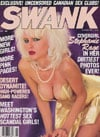 Stephanie Rage magazine cover Appearances Swank November 1988