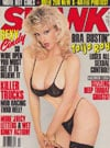 Stephanie Rage Swank October 1989 magazine pictorial