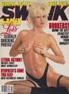 Stephanie Rage Swank February 1990 magazine pictorial