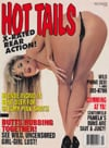 Swank Action Series April 1992 - Hot Tails magazine back issue cover image