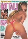Swank Action Series October 1992 - Hot Tails magazine back issue cover image