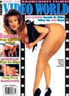 Racquel Darrian magazine cover Appearances Swank Confidential November 1996 - Video World