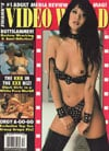 Annie Sprinkle Swank Confidential December 1997 - Video World magazine pictorial