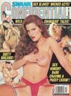 Janine Lindemulder Swank Confidential December 1998 magazine pictorial