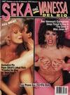 Ginger Allen Swank Diamond Series January 1987 magazine pictorial