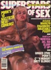 Swank Erotic Series March 1985 - Superstars of Sex magazine back issue