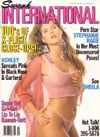 Swank International November 1991 magazine back issue