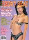 Swank Photo Series # 11, 1994 - Ebony Heat magazine back issue