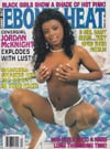 Swank Photo Series # 12, 1995 - Ebony Heat magazine back issue