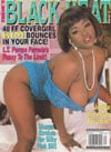 Swank Photo Series # 34 - Black Heat magazine back issue