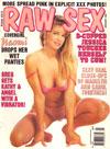 Swank Showcase January 1994 - Raw Sex magazine back issue