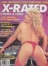 Laura Allen Swank Special December 1987 - X-Rated Cinema & Video magazine pictorial