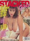 Stephanie Rage Swank Special August 1990 - Stacked Girls magazine pictorial