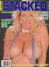Traci Topps Swank Spice October 1996 - Stacked magazine pictorial