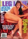 Swank Untamed # 63, March 2005 - Leg Love magazine back issue