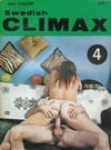 Swedish Climax # 4 magazine back issue cover image