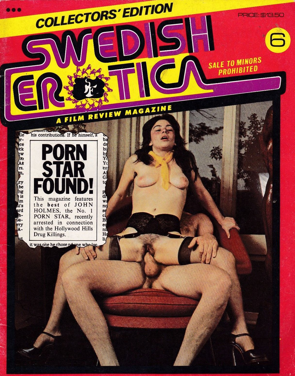 Erotica review swedish video