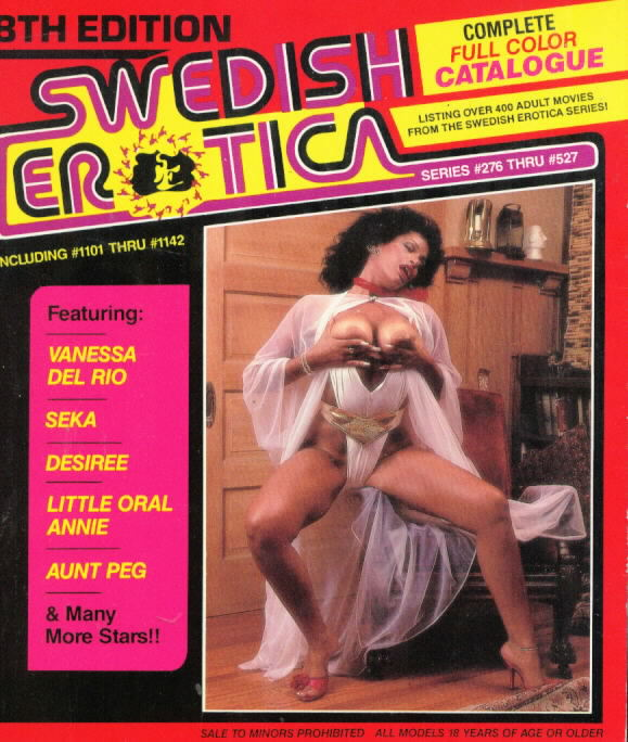 Swedish Porn Magazine 11
