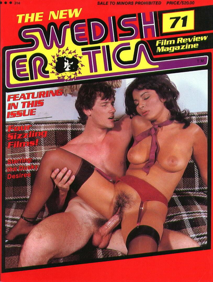 Not Swedish erotica video review joke? opinion