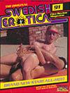 Swedish Erotica # 91 magazine back issue
