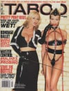 Jenna Jameson & Lonnie magazine cover Appearances Taboo January 2004