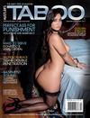 Taboo January/February 2017 magazine back issue
