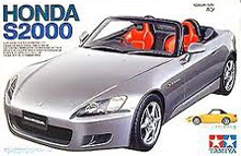 tamiya plastic model kit honda s2000 1 24th scale honda-s2000-1-24