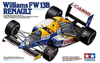tamiya plastic model kit williams fw13b renault 1-20th scale