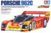 porsche-962c,tamiya plastic model kit porsche 962c 1-24th scale