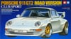 tamiya plastic model kit porsche 911 gt2 road version 1-24th scale