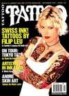 Tattoo November 2001 magazine back issue