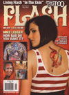 Tattoo Flash May 2009 magazine back issue