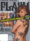 Tattoo Flash January 2012 magazine back issue