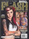 Tattoo Flash April 2013 magazine back issue cover image