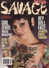 Tattoo Savage # 101 - July 2009 magazine back issue