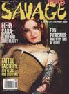 Tattoo Savage # 102 - August 2009 magazine back issue