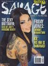 Tattoo Savage # 105 - December 2009 magazine back issue