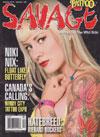 Tattoo Savage # 106 - February 2010 magazine back issue
