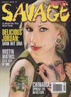 Tattoo Savage # 107 - March 2010 magazine back issue