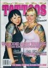 Tattoos for Women # 74 magazine back issue cover image
